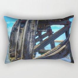 Capbreton  lighthouse Rectangular Pillow