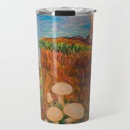 Chipmunk Picnic Travel Mug