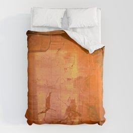 Amber Crystal Comforters