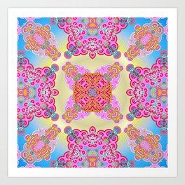 Mix&Match  Spring Love 01 Art Print