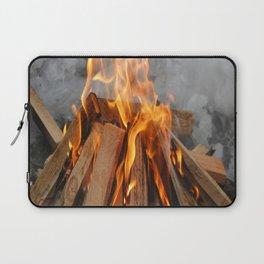Bonfire Laptop Sleeve