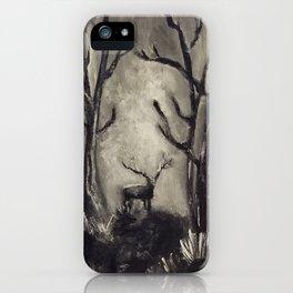 Wandering Spirit iPhone Case