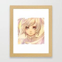 Uzumaki Naruko Framed Art Print