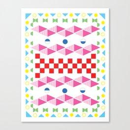 RGB / CMY Poster  Canvas Print