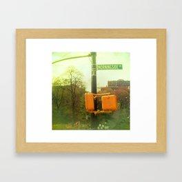 Morningside Framed Art Print