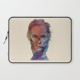 Zombie Lincoln Laptop Sleeve