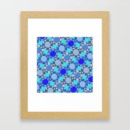 Geometrix 168 Framed Art Print