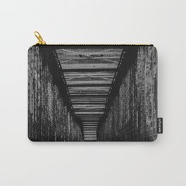 Graffiti City (Black and White) Carry-All Pouch