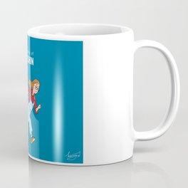 The Adventures of Tjhin Tjhin Coffee Mug