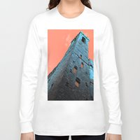 florence Long Sleeve T-shirts featuring Florence by Chernyshova Daryna