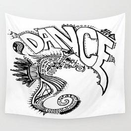 """""""Ocean Dancer""""  Wall Tapestry"""