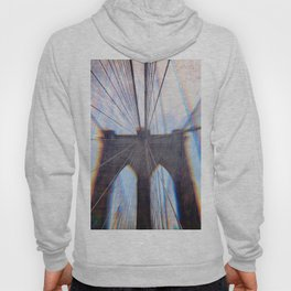 Brooklyn Bridge Abstract Hoody