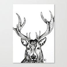 Ole Dear! Canvas Print