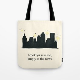 Harry Styles Ever Since New York illustration Tote Bag