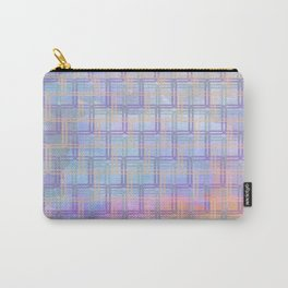 Rounded Squares in Pastel Carry-All Pouch