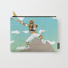 The White Ranger Carry-All Pouch