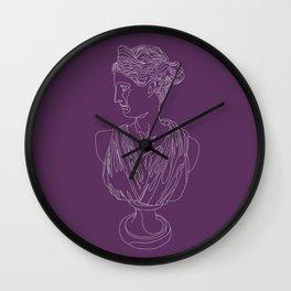 Diana of Versailles (Artemis) Wall Clock