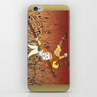 avatar iPhone & iPod Skins featuring Avatar by SnowVampire