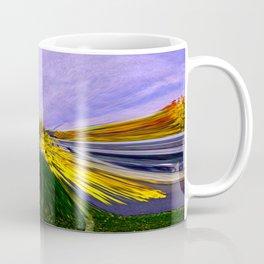 Abstracting Autumn Coffee Mug