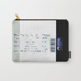 Concert Ticket Stub - Joel Carry-All Pouch
