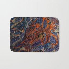 Bird Relic Bath Mat