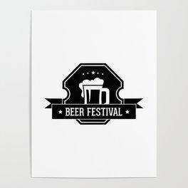 Beer Fisteval Poster