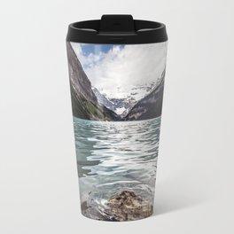 Landscape Lake Louise Travel Mug