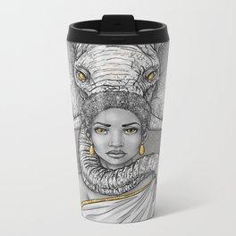 Wisdom Metal Travel Mug
