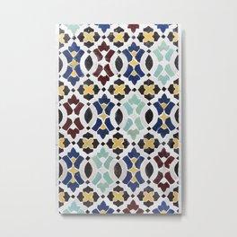 Morocco 39 Metal Print