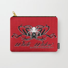 White Widow Entertainment logo by rmd Carry-All Pouch