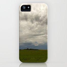 Summer Storm 1 iPhone Case