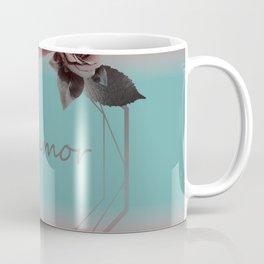 mi amor poster Coffee Mug