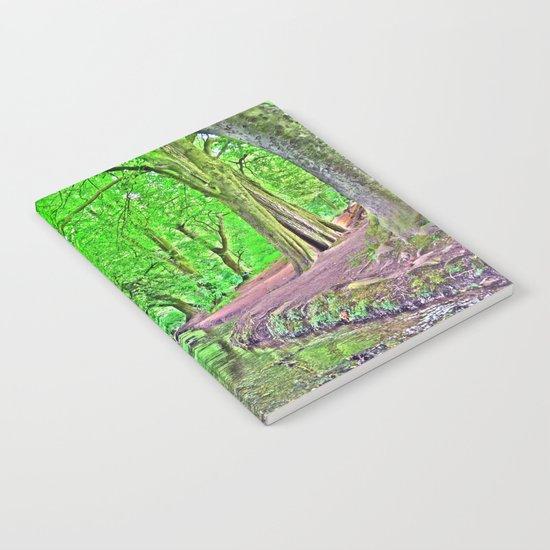 Exuberant Notebook