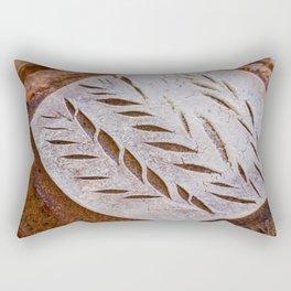 Sourdough bread Rectangular Pillow