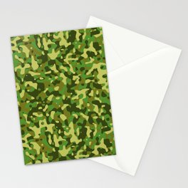 Flecktarn Jungle Camo Stationery Cards