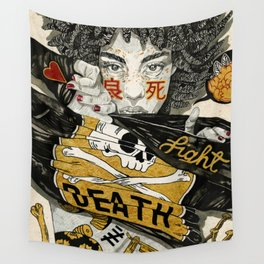 Good Death Wall Tapestry