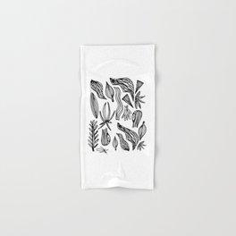 Plant Girl Hand & Bath Towel