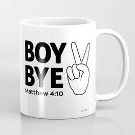 Boy Bye Coffee Mug