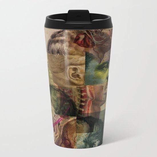 Aleedal Metal Travel Mug