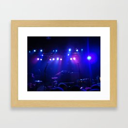 Concert Framed Art Print