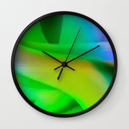 Design Synthesis Wall Clock