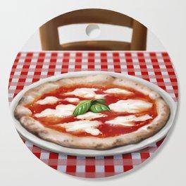 Pizza margherita Cutting Board