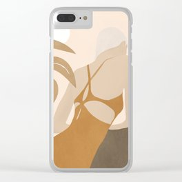Summer Day III Clear iPhone Case