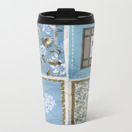 Quilt Travel Mug