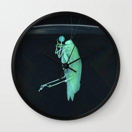Bug Sucker Wall Clock