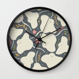 Stingray 003 Wall Clock