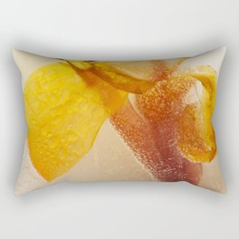 Canna Lily #43 Rectangular Pillow