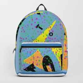 """""""Today Fell Apart"""" Backpack"""