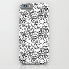Oh English Bulldog iPhone 6 Slim Case
