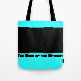 2013: The Year of the Optimist Tote Bag
